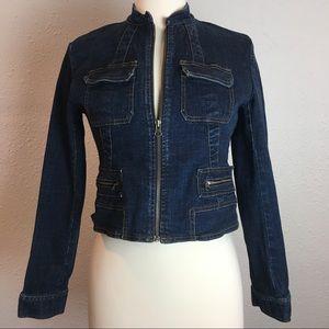 DKNY City Jean jacket Sz. 8P